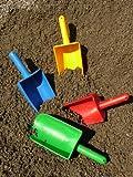 Kinder MEHLSCHAUFEL für Sandkasten 'TOP QUALITÄT'