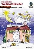 Produkt-Bild: Die schönsten Weihnachtslieder, Notenausg. m. Audio-CDs, Für Querflöte, m. Audio-CD