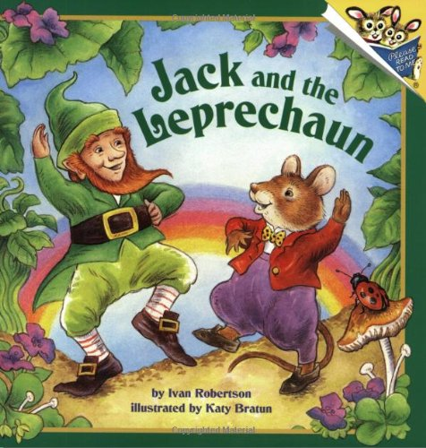 Jack and the Leprechaun (Random House Pictureback)