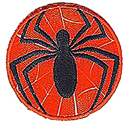 Parches - Spider-Man Symbol Marvel - rojo - Ø6cm