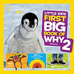 National Geographic Little Kids First Big Book of Why 2 (National Geographic Little Kids First Big Books) Descargar Epub Ahora