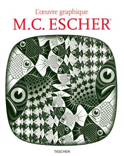 L'oeuvre graphique par M c Escher