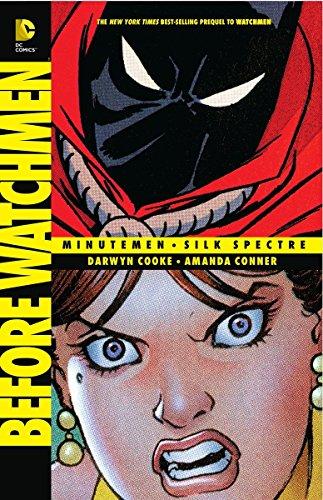 Before Watchmen: Minutemen / Silk Spectre TP