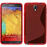 VCOMP - Cover in Silicone TPU S-Line per Samsung Galaxy Note 3 Neo SM-N7505