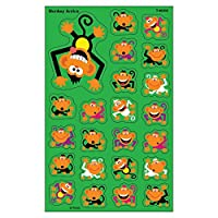 Trend Monkey Antics Animal Stickers