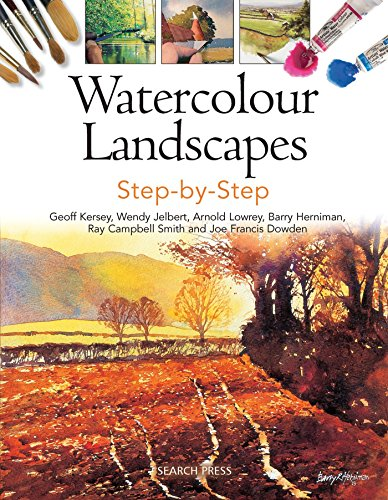 Watercolour Landscapes Step-by-Step (Art Photography Smith)