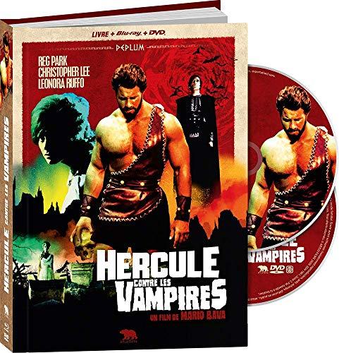 Hercule contre les vampires [Blu-ray] [FR Import]