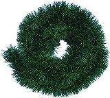 Handel24NET Tannengirlande grün ca. 5 m Dekogirlande Weihnachtsgirlande