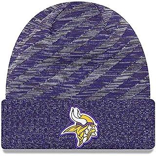 New Era NFL Sideline 2018 Strick Mütze - Minnesota Vikings