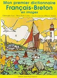 Mon premier dictionnaire français-breton en images