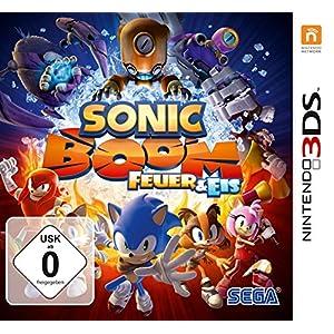 Sonic Boom: Feuer und Eis [3DS]