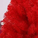 Tianliang04 Weihnachtsbaum 4 Meters Encrypted Red Christmas Tree, Christmas Decorations, Large Decorative Christmas Tree Set Meal