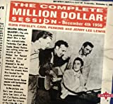Million Dollar Quartet: The Complete Million Dollar Session (Audio CD)