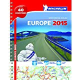 Europe 1:3 700 000 (Michelin Tourist and Motoring Atlas)