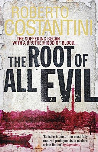 The Root of All Evil  (Commissario Balistreri 2)