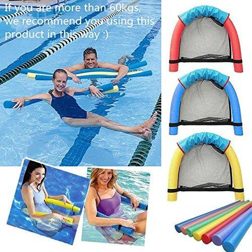 Erwachsene EPE Casual Schaumstoff Floating Stuhl in Wasser Spielzeug Spiel spielen Wasser Bubble Pool Stuhl Schwimmen Stick - 2