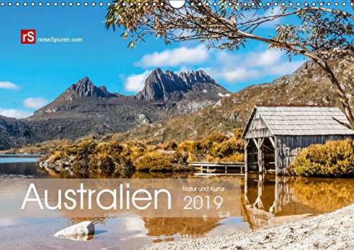 Australien 2019 Natur und Kultur (Wandkalender 2019 DIN A3 quer): Australiens faszinierenden Facetten - Natur und Kultur (Monatskalender, 14 Seiten ) (CALVENDO Orte)