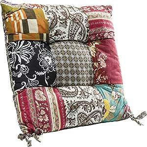 kare design coussin de chaise patchwork 40x40 cuisine maison. Black Bedroom Furniture Sets. Home Design Ideas