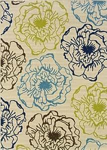 Kaspischen Outdoor Teppich 3065y 3Ft 7in x 5ft 6in