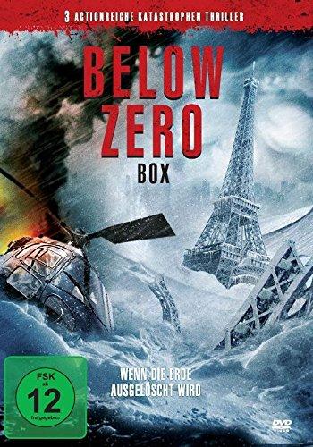 Below Zero - Wenn die Erde ausgelöscht wird (3 Filme-Edition)