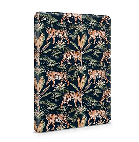 Case Ipad Animal-print (Tropic Jungle Animal Wild Tiger Pattern Dünne Tablet Handy Schutzhülle Hardcase Aus Hartplastik Hülle für iPad Mini 4 Case Cover)