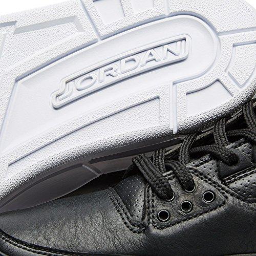 Nike - 136064-020, Scarpe sportive Uomo black, black-white
