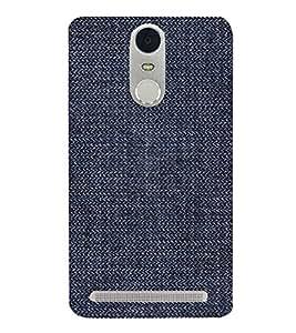 Rough Jeans Modern Pattern 3D Hard Polycarbonate Designer Back Case Cover for Lenovo K5 Note :: Lenovo Vibe K5 Note Pro