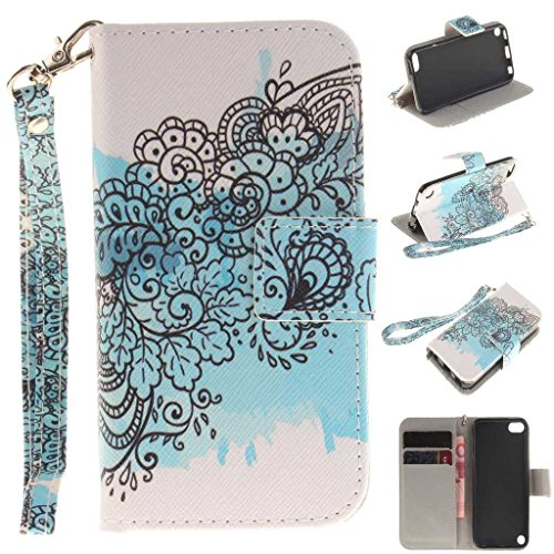 ipod-touch-5th-6th-generation-case-with-free-tempered-glass-screen-protector-boxtiir-elegant-leather