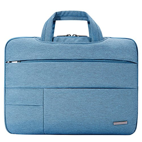 Universal notebook custodia sleeve borsa elegante e semplice pacchetto business 12 pollici,handbag - nero Handbag - Blue