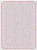 ekelund tischdecke attebladrose 03 150 x 260 cm 45% leinen / 55% bio-baumwolle