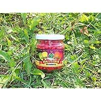 Timar Seeds Mais Erdbeere 1kg Angelmais Fertige Partikel Fertigpartikel