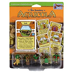 Lookout Games Agricola Minis - Juego de Mesa (Contenido en alemán)