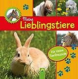 Meine Lieblingstiere: Fotobilderbuch für kleine Tierfreunde