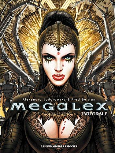 Megalex - Intégrale numérique por Alexandro Jodorowsky