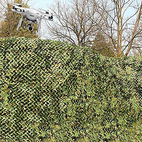 Kostüm Themed Black - HGLAYY Luftverteidigungssicherheitsnetz/Tarnnetz Tarnnetz Schattennetz/Armee im Freien grün Schattennetz Sonnenschutz Tarntuch grün / 4 * 6 Camping Military Themed Verdeckung Canopy