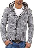 Carisma Strickjacke Jacke Pullover 7013 [Grau