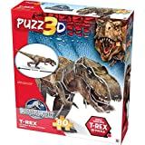 Jurassic World T Rex 3 D Puzzle One Size Multi
