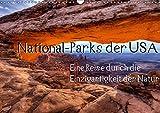 National-Parks der USA (Wandkalender 2019 DIN A3 quer): Eine Reise durch die Einzigartigkeit der National-Parks der USA. Eine Auswahl von 12 bekannten ... (Monatskalender, 14 Seiten ) (CALVENDO Natur)
