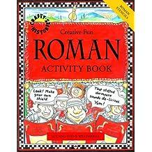 Roman Activity Book (Crafty History) (Crafty History S.)