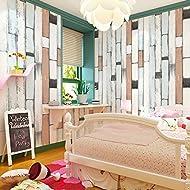 Zhzhco Selbstklebende Pvc-Klebstoff Wallpaper Wallpaper Joker Schlafzimmer Wohnzimmer Hintergrundbild 10 Meter Installiert