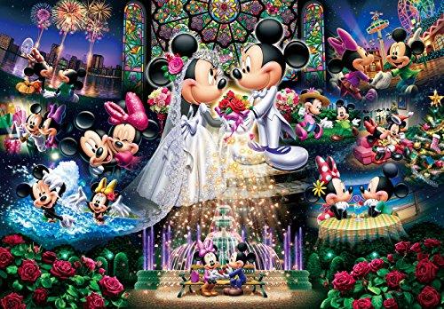 Tenyo Disney Eternal Oath Wedding Dream Jigsaw Puzzle (2000 Piece)
