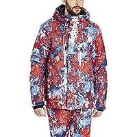 Bench–Chaqueta de esquí Short Forma, otoño/invierno, hombre, color azul, tamaño XL