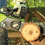 Greenworks G-MAX 40V Akku-Kettensäge 20077, 40 cm Schwertlänge ohne Akku und Lader - 6