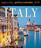 #8: Italy Page-A-Day Gallery Calendar 2018