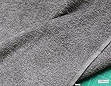 Wirklich Sumptuous anthrazit grau Farbige Baumwolle
