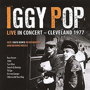 """Afficher """"Live in concert Cleveland 1977"""""""