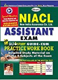 NIACL Assistant Exam Self Study Guide-Cum- Practice Work Book-English  - 1198