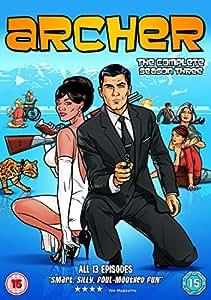 Archer - Season 3 [DVD] [NTSC]