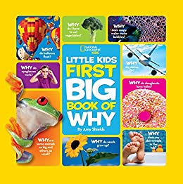 Descargar National Geographic Little Kids First Big Book of Why (National Geographic Little Kids First Big Books) Epub