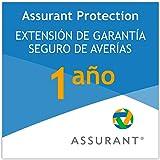 1 año extensión de garantía para un dispositivo de almacenamiento de datos desde 100 EUR hasta 149,99 EUR